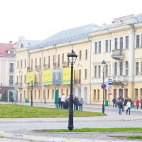 city :: Oksana Kalyuzhenko