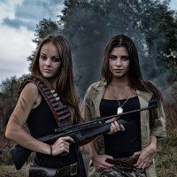 army girls :: Анастасия Кирделёва