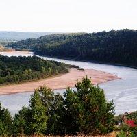 Река Вятка под Советском :: Михаил *******