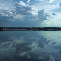 Водохранилище в Омутнинске :: Михаил *******