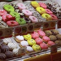 пончики ммм :: Софія Любінська