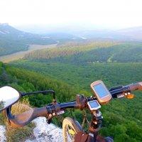 Путешествие по Крыму на велосипедах :: Надежда Наумова