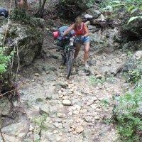 Путешествие поКрвму на велосипедах :: Надежда Наумова