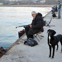 Дина-рыбачка и рыбоедка :: Вячеслав Федоров
