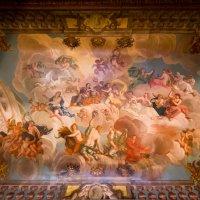 потолки Антонио Веррио , Виндзор :: человечик prikolist
