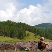 На раскопе :: Юлия Говорова