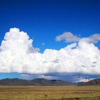 Облако Республики Тыва :: Юлия Говорова