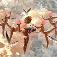 Танец :: Игорь Юрьев