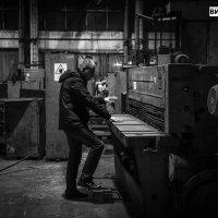 Заводской лабух :: Антуан Мирошниченко