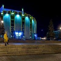 упражнение в ночной фотосъёмке :: Олег Мокрушев