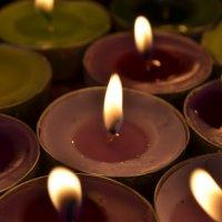 Свечи :: Ангелина Суховей