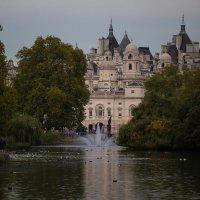 ...Лондонская осень. :: Konstantin Ivanov