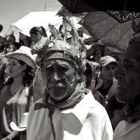 Оля Пустовойт - На празднике в Мексике