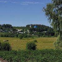 село Яромаска :: Алексей Golovchenko
