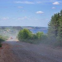 Пыльная дорога :: Алексей Golovchenko