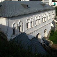 Фрагмент Тобольского кремля :: Марк