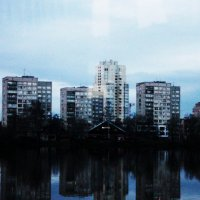 Дома :: Вика Курилова