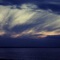 Небо и Финский залив :: Вика Курилова