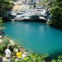 Абхазия - Голубое озеро :: Константин Жирнов