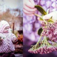 Любознательная девчушка. :: Светлана Парфёнова