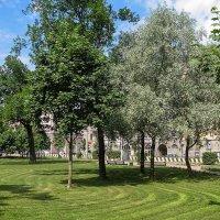 Лужайки Александровского парка (1) :: Valerii Ivanov