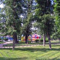 Лужайки Александровского парка (3) :: Valerii Ivanov