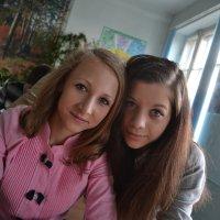 Я и моя подруга)) :: LedyLizka Степанова