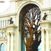 Декор здания с/х :: Даша Буянская