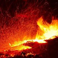 Буйство пламени :: Ильгизар Хантимиров