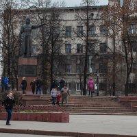 Н.Новгород. Площадь Минина. :: Максим Баранцев