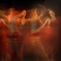 танец :: Эдуард Басов