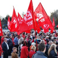 Праздник 7 ноября в Приднестровье. :: Elenn S