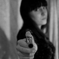 осторожно!опасная саксафонистка! :: Татьяна Титова