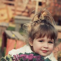 Цветочная капусточка :) или капустный цветок :)))) :: Юлия Павловская