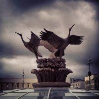 "Памятник ""Журавли"", Минск, Белоруссия :: PersONA Incognito"