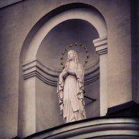 Кафедральный собор Девы Марии, Минск, Белоруссия :: PersONA Incognito
