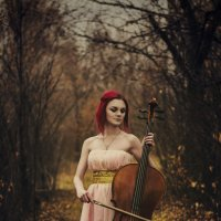 Cello :: Kelly Caffeine