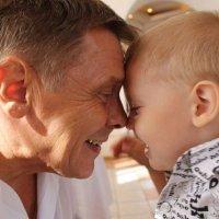 Дед и внук :: Сергей Бутусов
