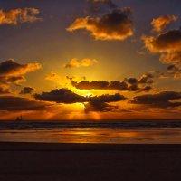 Закат на Тихом... :: АндрЭо ПапандрЭо