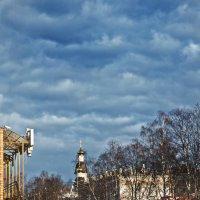 Город просыпается... :: Алёна Михеева