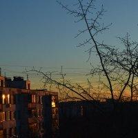 московские рассветы :: Аня Козлова