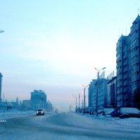 зимняя дорога :: Анна Франкова