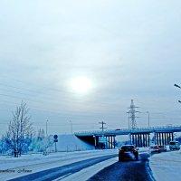 зима-дорога :: Анна Франкова