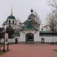 Монастырь :: Павел Каморных