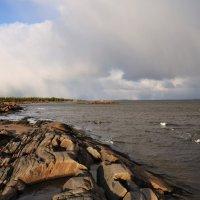 На берегу Белого моря :: Александр Хаецкий