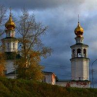 Церковь :: Альберт Сархатов