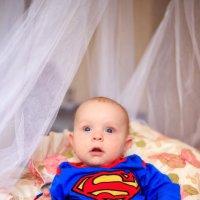 Маленький супермен :: Алина Рудовская