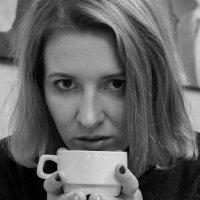 Горячий чай - согревает в любую погоду :: Анастасия Шаехова