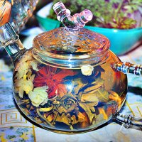 Ароматное чаепитие) :: Анечка Русанова