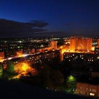 Моё любимое время суток. :: Анечка Русанова